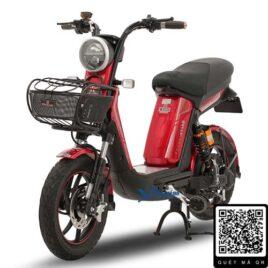 xe đạp điện Star Osakar màu đỏ